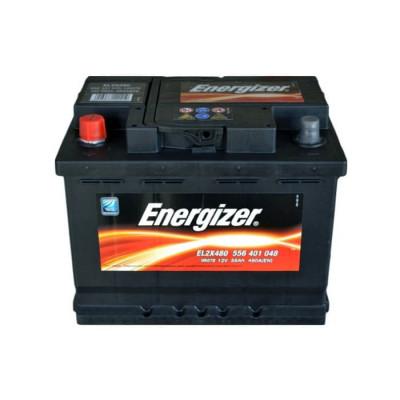 Аккумулятор Energizer 56Ah EN480 L+