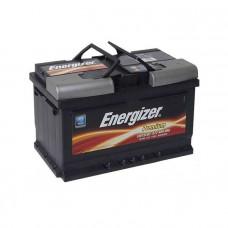 Energizer Premium 72Ah EN680 R+(низк.)