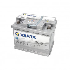 Varta SD AGM 60Ah EN 680A R+ (D52) Start-Stop