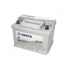 Varta SD 61Ah EN600 R+ (D21)(низк.)