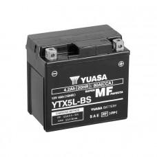 Yuasa YTX5L-BS MF AGM 4,2Ah 80A R+