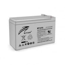Ritar Agm RT1272, Gray 12V 7.2Ah Q10
