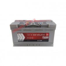Fiamm Titanium Pro 100Ah EN 870A L5100P R+